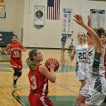 Spring Lake High School Girls Varsity Basketball beat West Catholic High School 57-54
