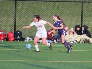 Girls Varsity Soccer vs Caledonia