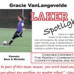 Laker Girl's Soccer Spotlight