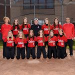 Spring Lake High School Varsity Softball beat Comstock Park High School 18-0