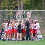 Spring Lake High School Girls Varsity Lacrosse beat Comstock Park High School 24-1