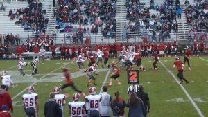 Varsity Football vs Allendale (photos by Gwen Andersen)