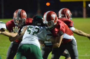 Varsity Football vs Comstock Park