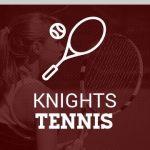 Thomas Dale varsity boys tennis beat Dinwiddie County Senior High School 7 to 2