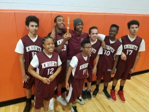 Thomas Dale in the Medford Championship