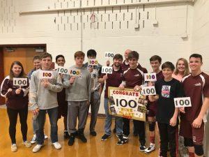 Blake 100th Win