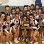 Titan Cheerleaders win WPIAL Title