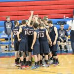 Shaler Area High School Boys Varsity Volleyball beat Seneca Valley School District 3-0