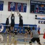 Boys Volleyball Team To Hold Alumni Night Friday May 4