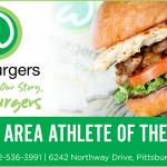 Vote for September's Athlete of the Month! Sponsored by Wahlburgers