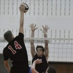 Shaler volleyball falls in opening round