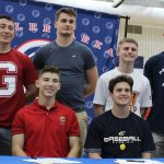 8 Titans sign to move on to play at collegiate level