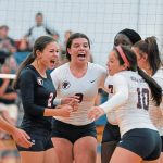 Girls VB Rolls Hempfield 3-1, Targets Baldwin Highlanders on Monday