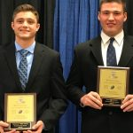 Fugh and Bonnette honored at Big 56 Football Banquet