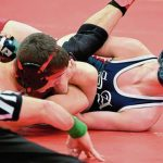 Shaler's Sullivan chasing more titles during senior wrestling season