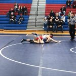 SA Wrestling vs North Hills