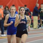 Indoor Track Competes at Edinboro University of PA