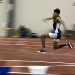 Two Indoor Track Members Headed to State Championship Meet
