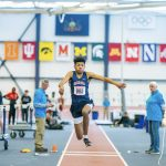 Indoor Track Places One On Podium at Penn State.