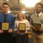 Cavacini, DeSabato, Reynolds Honored at Big 56