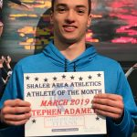 Adametz Wins Athlete Of The Month