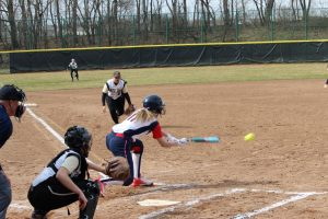 Softball Vs. Gateway 4/2