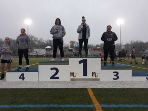 7th and 8th grade Mars Track and Field invitational