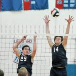 Shaler boys volleyball adopts simple approach for playoffs
