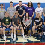 15 Shaler Area Athletes Celebrate Plans To Play At The Next Level.