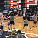 Boys Volleyball Rolls Hempfield On Way To Semi-Finals
