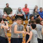 Shaler Area volleyball makes history with win in state playoffs