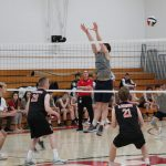 Boys Volleyball Continues Its March Into School History