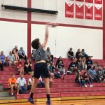 Titan Volleyball Does It Again, Wins First State Playoff Game