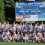 Shaler Area Youth Football Camp Smashing Success