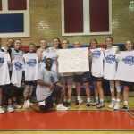 Girls Basketball Wins Summer League