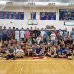 Boys Basketball Puts On Summer Camp