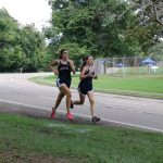 Shaler cross country trying to peak at right time