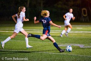Girls Soccer vs. North Hills 9/18