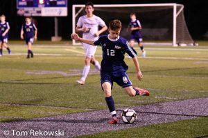 Boys Soccer Win vs. Central 10/3