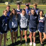 Shaler Area Cross Country Team Impressive At Grove City Invitational.