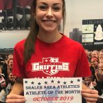 Addie Kania Wins October Athlete Of The Month