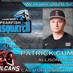 Former Titan Pitcher Signs With Spearfish Sasquatch