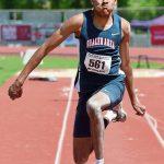Led by freshman sprinter, Shaler track team shattering records