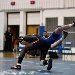 Wrestling v. Hampton 1/8