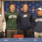 Four Titan Football Players Commit To Play At Next Level