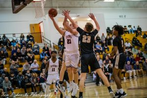 Playoffs: Boys BB vs Gateway 2/17