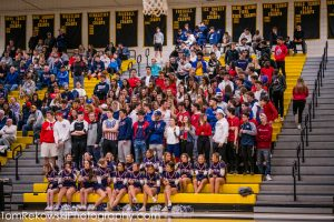 SA Boys BB vs. Chartiers 2/21