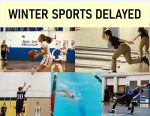 Winter Sports Start Delayed