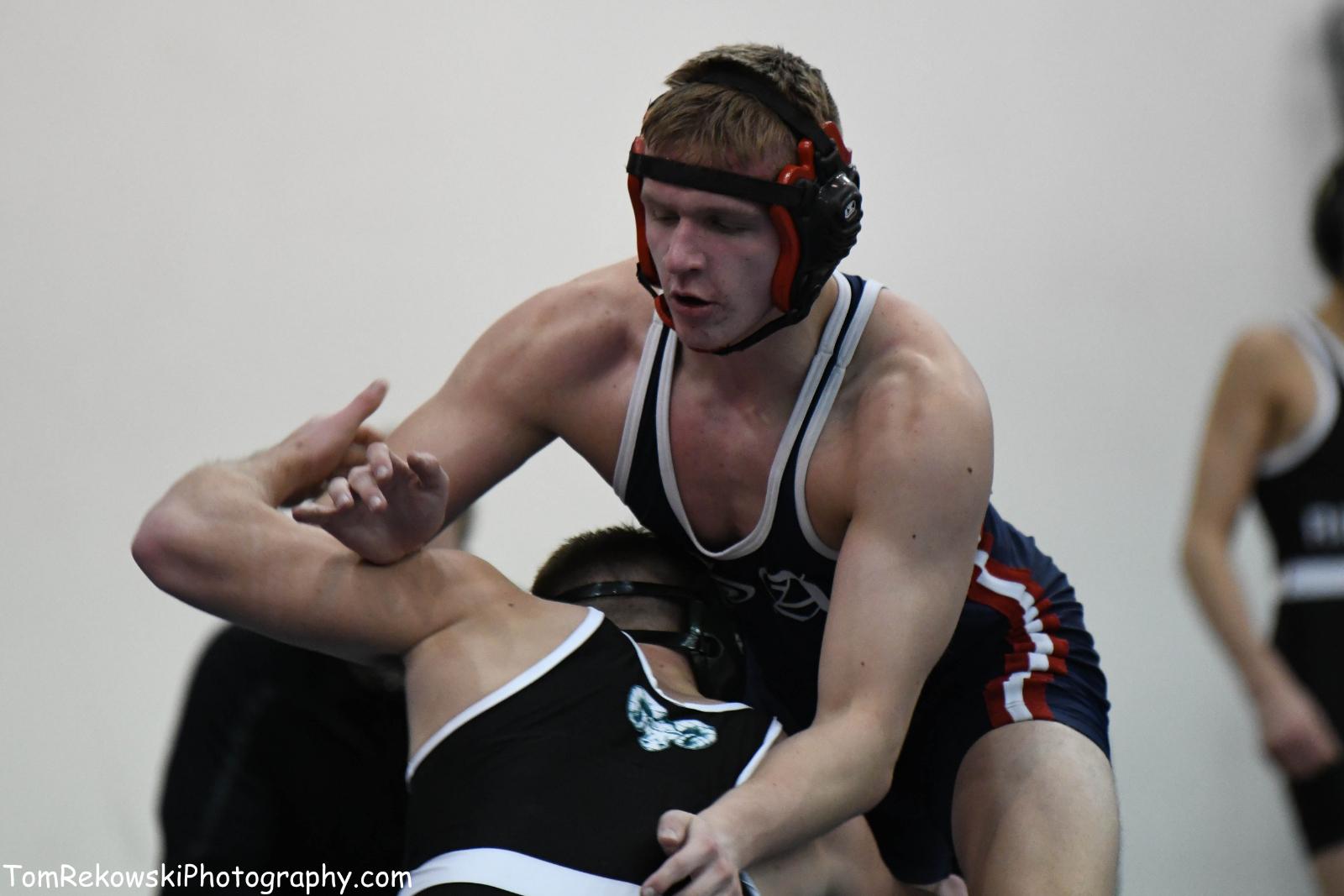 Wrestling vs Pine Richland 1/13