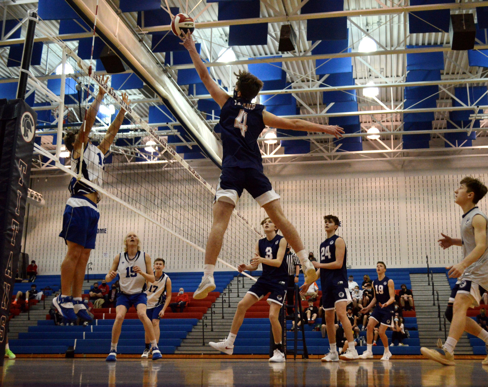 Shaler Area boys volleyball lacks varsity experience but 'stacks up well' with top teams